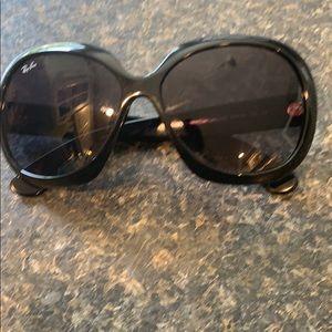 Jackie Ohh Ray-Ban sunglasses